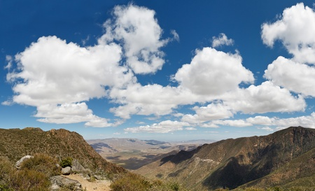 Dramatic Cloudscape at Anza-Borrego Desert State Park, Southern California, USA photo