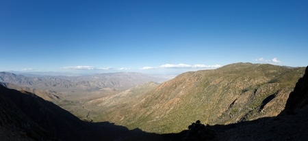 Desert Overlook - Anza-Borrego Desert State Park, Southern California, USA photo