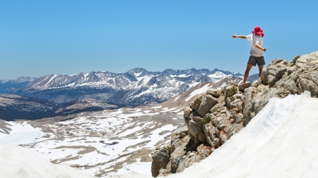 jmt: On Top of the World. Freedom, Success, Victory!