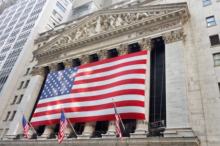 nyse: NEW YORK - SEP 3: The New York Stock Exchange on Wall Street on September 3, 2011 in New York. The NYSE is one of the most important stock exchanges worldwide.