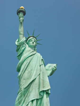 frederic: Statue of Liberty, New York City, USA