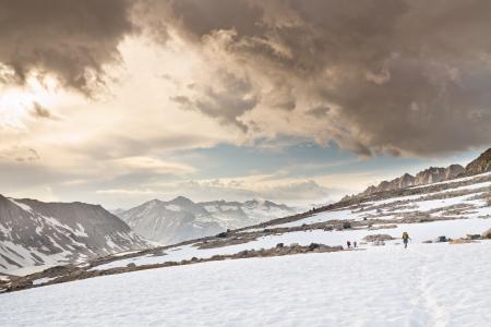 john muir wilderness: Senderismo Aventura en la Sierra Nevada, California, EE.UU.