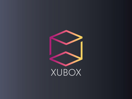 Abstract cube box logo icon template. blockchain and technology thing concept symbol vector illustration 免版税图像 - 91706691