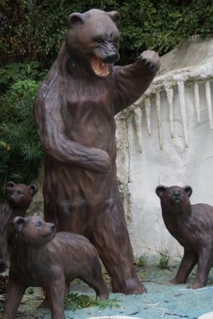 phylum chordata: Cave Bear - Ursus spelaeus