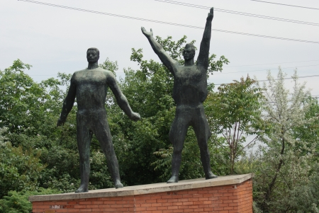 The Endless Parade of Liberation Monuments - Communist Monument - Memento Park - Budapest