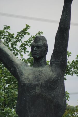 liberation: The Endless Parade of Liberation Monuments - Communist Monument - Memento Park - Budapest