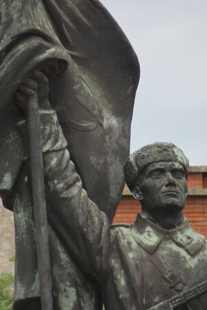 Red Army Soldier - The Endless Parade of Liberation Monuments - Communist Monument - Memento Park - Budapest Editorial