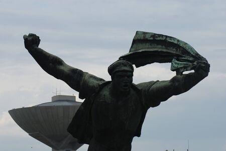 councils: Repubblica dei Consigli Monument - The Unending Lungomare di Movimento Concepts lavoratori - Monumento Comunista - Memento Park - Budapest