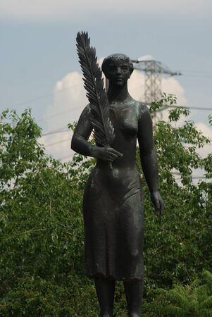 liberation: Soviet Heroic Monument - The Endless Parade of Liberation Monuments - Communist Monument - Memento Park - Budapest
