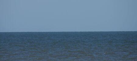 sea scape: Flat Sea Scape