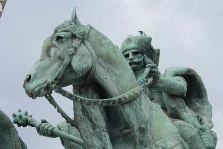 Heroes Square - Budapest photo
