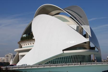 palau: Palau de las Artes - Valencia