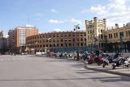 Plaza del Toros Stock Photo - 17229008