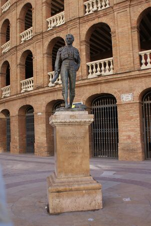 Plaza del Toros Stock Photo - 17228985