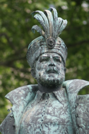 Historical Budapest - Zirinyi Miklos  poet, military leader and statesman  Editorial
