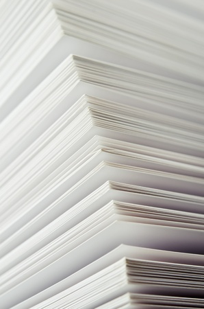 Close-up shot of pages of an open book photo