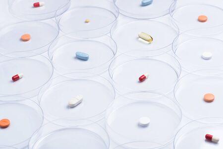 specimen testing: Las drogas que se sientan en placa de Petri para la investigaci�n farmac�utica