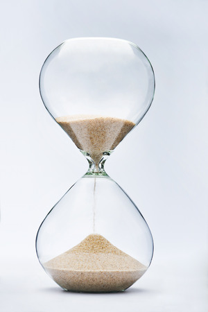sands of time: Hourglass
