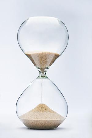 arena: Reloj de arena