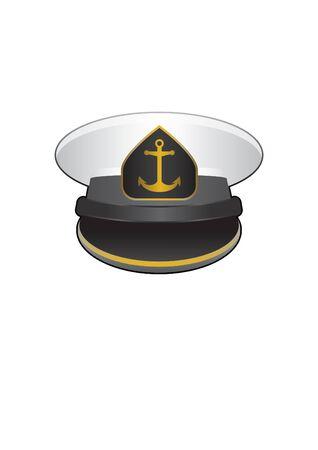 Capitano Cap Vector