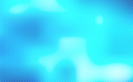 Abstract background for the web with halftone effect.