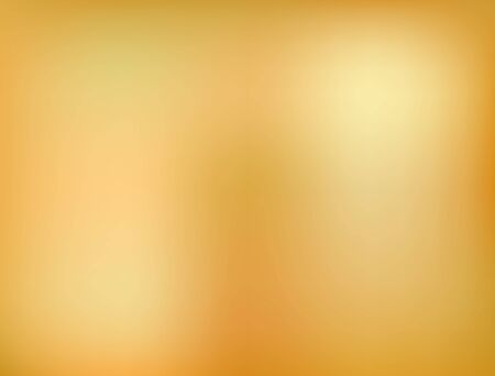 Golden festive background with place for text. Blurred gradient pattern.  イラスト・ベクター素材