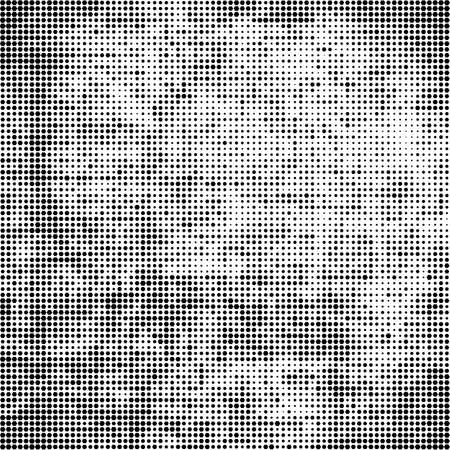 Modern random pixel pattern template. Monochrome art smoothing effect. halftone dots style. vector illustration for web sites, posters, brochures