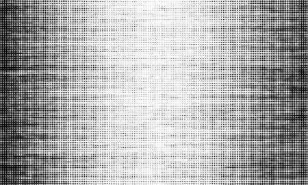 texture of monochrome vintage background in halftone style.