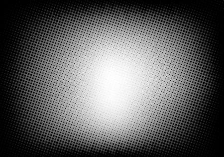 Black and white noise texture in retro style.