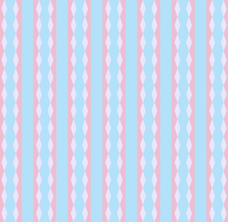 pastel tone: Abstract seamless geometric wallpaper pattern. Calm pastel colors