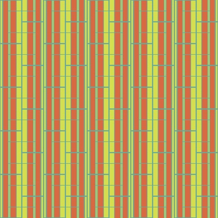 cellule: Abstract seamless geometric pattern