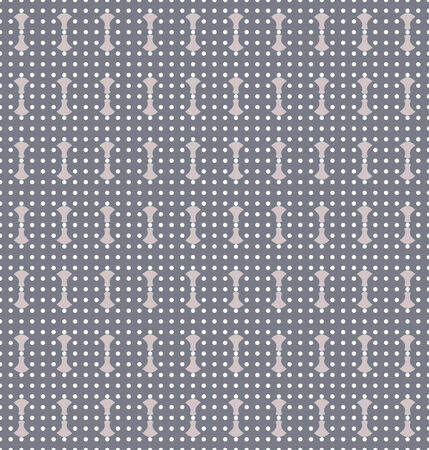 dark beige: Abstract seamless geometric pattern. Dark gray, white and beige colors Illustration
