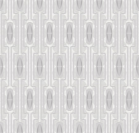 dainty: Elegant abstract seamless pattern in a modern style. Restrained colors