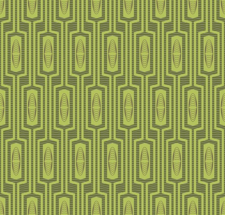 contrasting: Abstract seamless modern pattern in contrasting shades of green