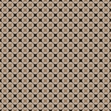 Abstract seamless cancellated pattern. Beautiful modern design for various creative projects