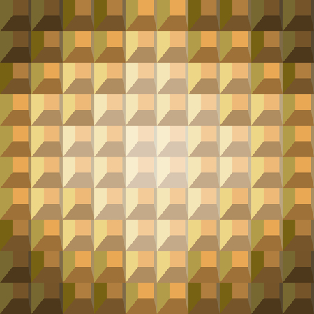 fluted: Abstract seamless pattern of colored blocks. Visual effect of light spot. Vector illustration for various creative projects