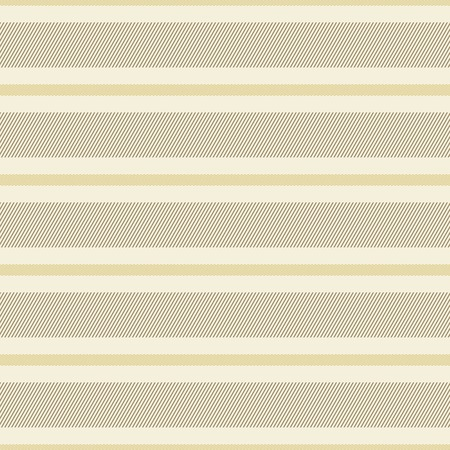 alternating: Elegant seamless striped pattern in pleasant warm colors. Thin diagonal lines form stripy print. Alternating wide and narrow bands sand shades. Vector illustration for fabric, wrapping paper and other Illustration