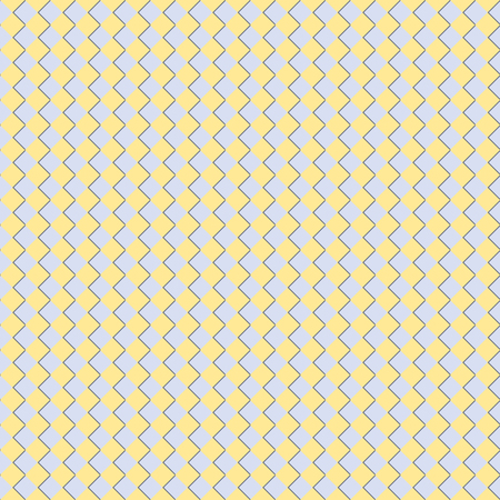 checkerboard: Seamless checkered chess pattern in yellow and blue colors. Chains of squares forming checkerboard style print. Vector illustration for various creative projects