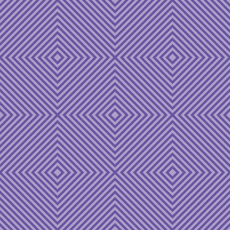 confluence: Abstract seamless geometric pattern of squares. Square frames of decreasing size placed one inside another forming continuous drawing. Purple and gray colors. illustration for creative design Illustration