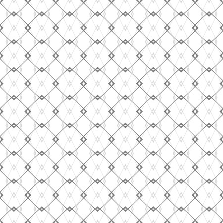 Elegant seamless pattern of overlaying diamond-shaped figures. abstract ornament in white and gray colors. illustration for various creative projects