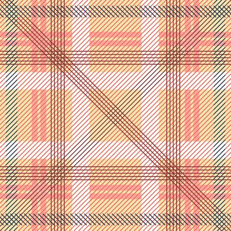 Abstract seamless geometric complex pattern. Checkered vector print of intersecting lines