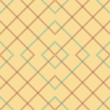 Abstract seamless geometric pattern of squares forming checkered print