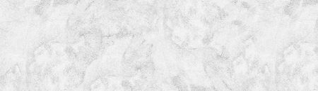 White rough concrete wall wide texture. Fine textured cement plaster surface panorama. Whitewashed panoramic background