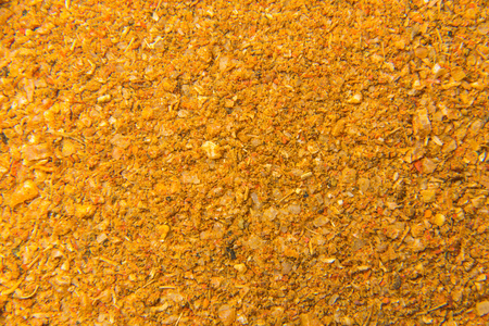 Texture of close up spices ground pepper