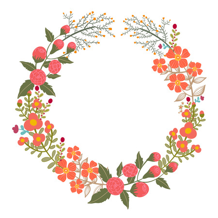 Set of Flower bouquet design vector, wedding greeting invitation card, flower decoration. Vettoriali