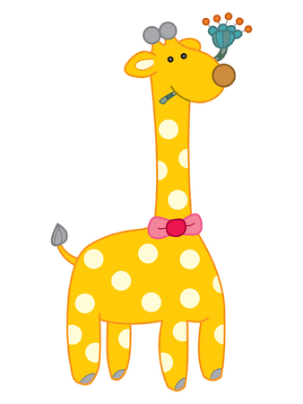 giraffe Stock Vector - 2331735