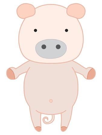 piggish: pig