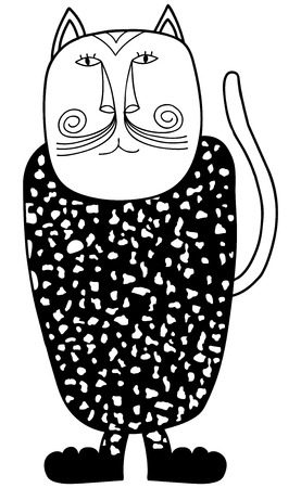 Cat Vetores