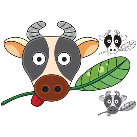 bullpen: cow