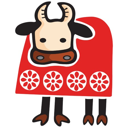 beef cattle: cow
